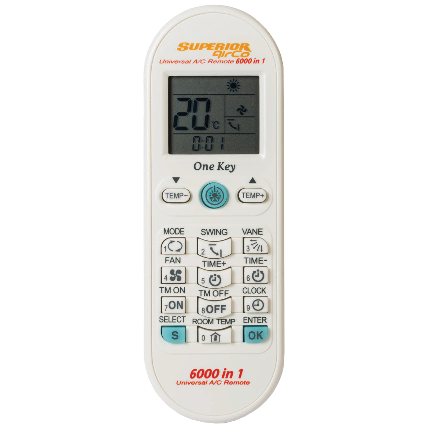 RC AirCo 6000in1
