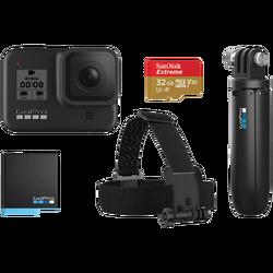 GoPro, akcijska kamera, HERO8 Bundle