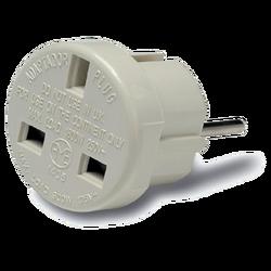 Strujni adapter Euro / UK