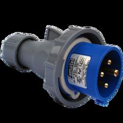 Utikač 16A, 220-240V, 3 polni (3P+T), H9,IP67
