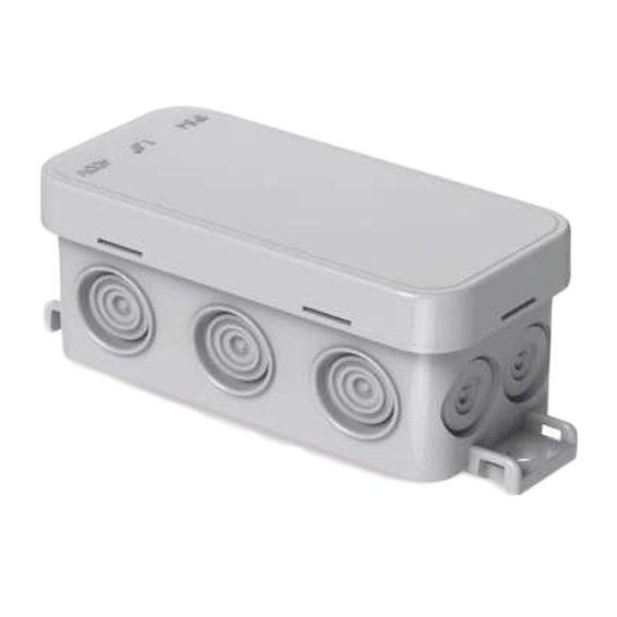 Razvodna kutija, nadžbuk, IP55, 90x43x40