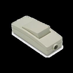 Strujni prekidač 2A/250V, bijeli