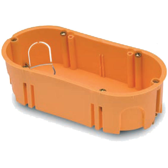 Razvodna kutija rigips dvostruka 67x39, IP30
