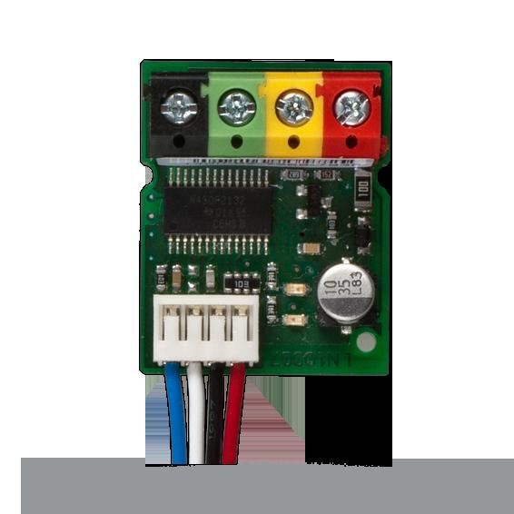 Interface modul za spajanje žičnih detektora