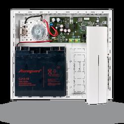 Kontrolna ploča sa GSM/GPRS/LAN komunikatorom i radio modulo