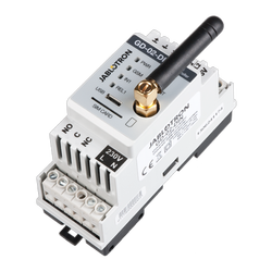 GSM komunikator, 2 releja