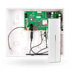 Kontrolna ploča sa GSM/GPRS +LAN komunikatorom i radio mod