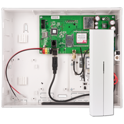 Kontrolna ploča sa 3G+GSM/GPRS+LAN komunikatorom i radio mod
