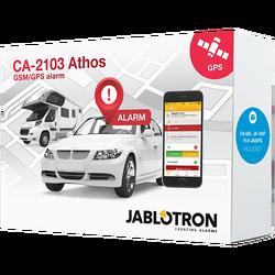 Auto alarm set, CA-2103, e-GSM, GPRS