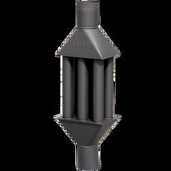 Štediša 120mm, crna boja