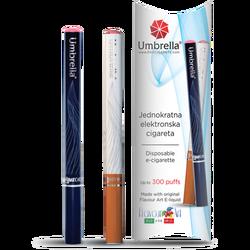 Cigareta elektronska, jednokratna, vočna aroma