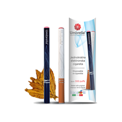 Cigareta elektronska, jednokratna, duhanska aroma