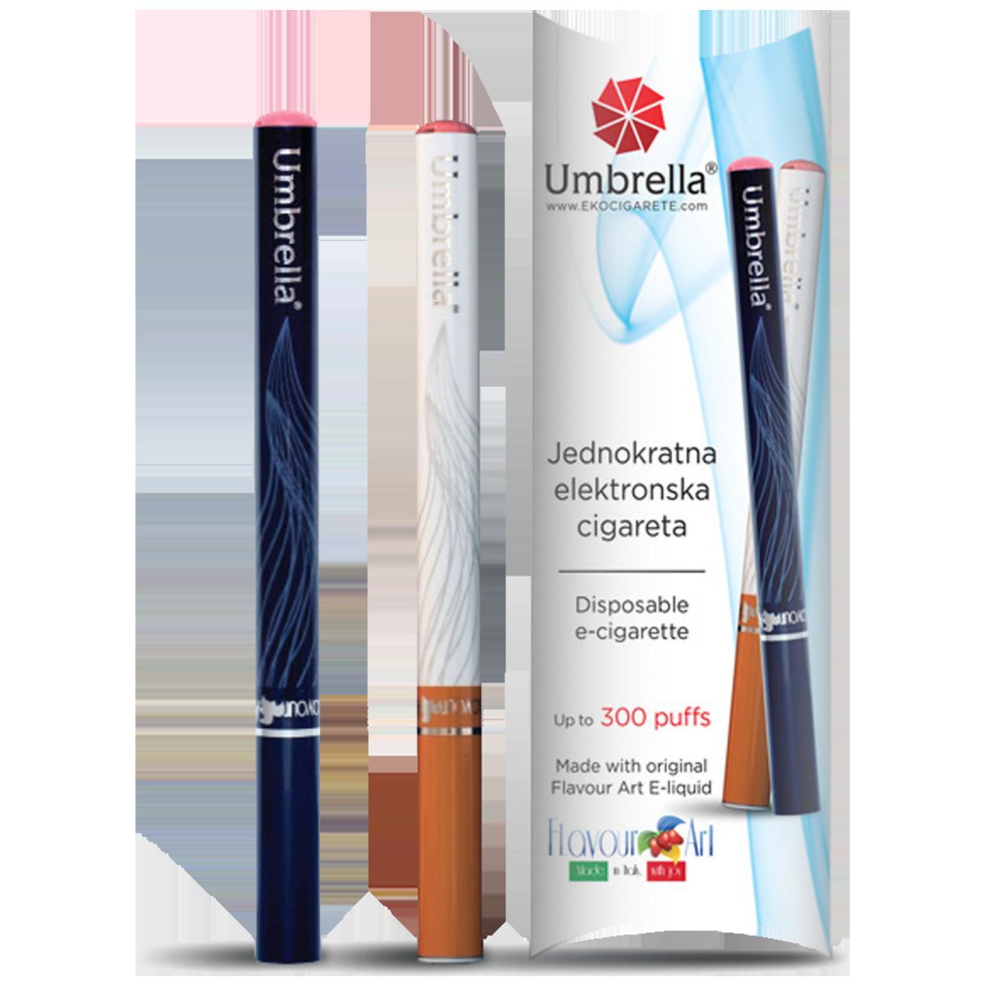 Umbrella - E-cigareta