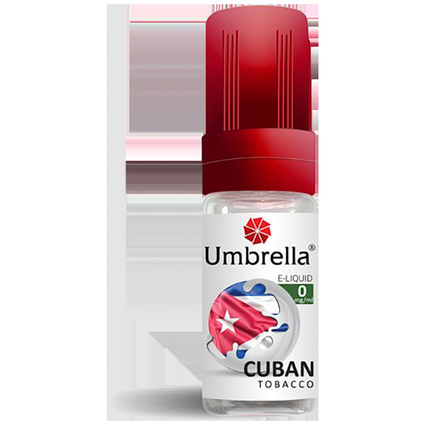 Tekućina za e-cigarete, Cuban Tobacco 10ml, 9mg