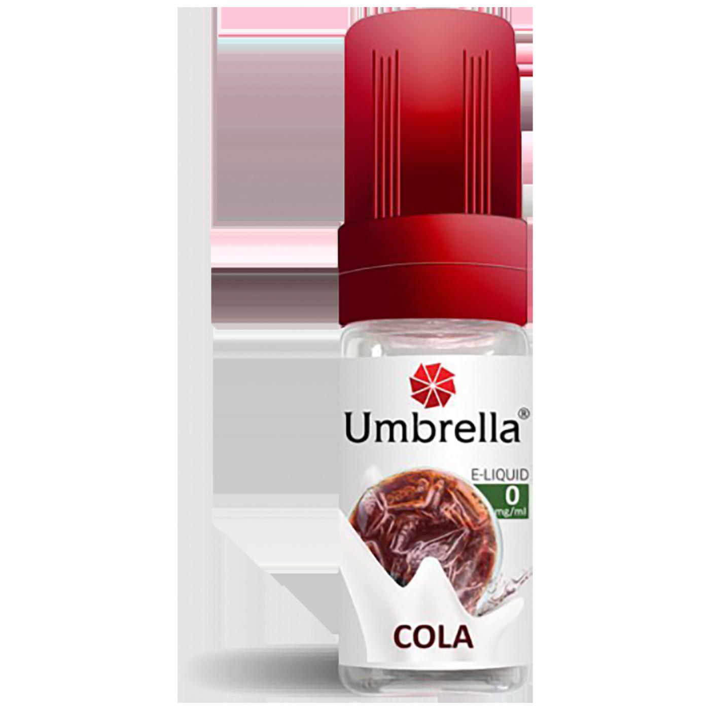 Tekućina za e-cigarete, Cola Tobacco 10 ml, 4.5 mg