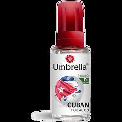 Tekućina za e-cigarete, Cuban Tobacco 30ml, 9mg