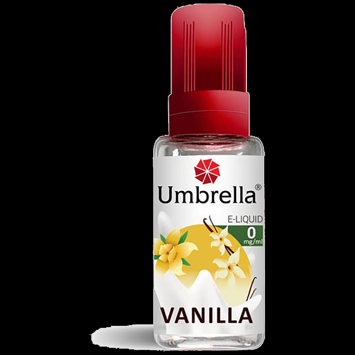 Tekućina za e-cigarete, Vanilla 9 mg