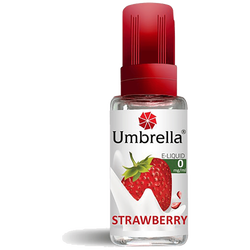 Tekućina za e-cigarete, Strawberry Tobacco 30ml, 0mg