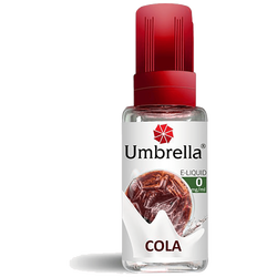 Tekućina za e-cigarete, Cola Tobacco 30 ml, 0 mg