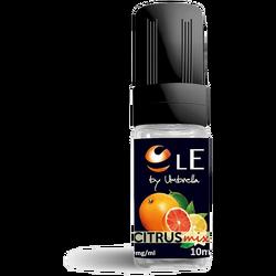 Tekućina za e-cigarete, Citrus Mix, 10 ml, 6 mg