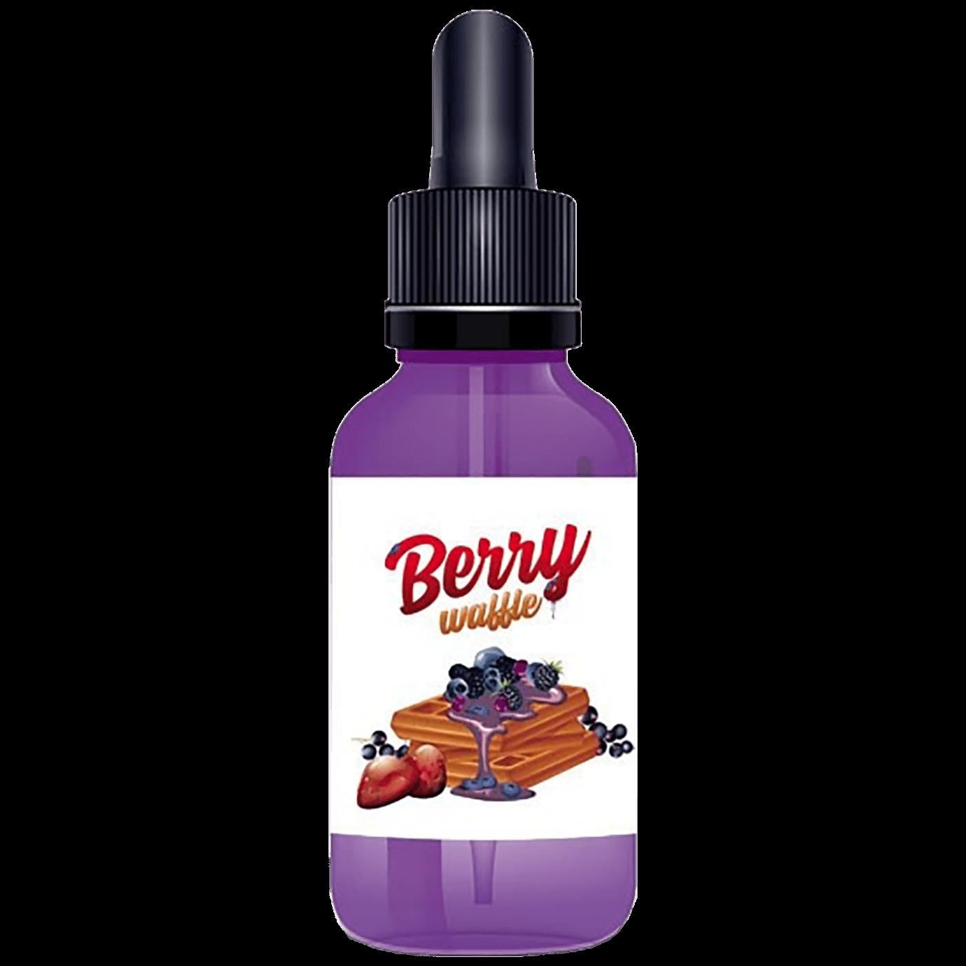 Tekućina za e-cigarete, Berry Waffle 30 ml