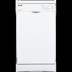 Mašina za pranje suđa, 10 kompleta, 6 programa, E
