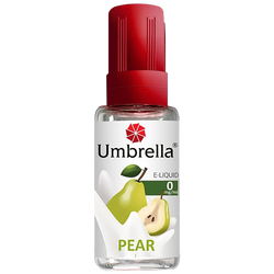 Tekućina za e-cigarete, Pear- Kruška 0 mg