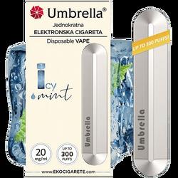 Cigareta elektronska, jednokratna, Icy Mint 20mg