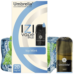 Cigareta elektronska,Izi Pod Icy Mint 20mg