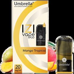 Cigareta elektronska, Izi Pod Mango Tropical