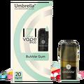 Umbrella - Izi Pod Bubble Gum 20mg