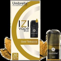Cigareta elektronska, Izi Pod Gold Tobacco 10mg