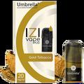 Umbrella - Izi Pod Gold Tobacco 10mg