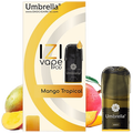 Umbrella - Izi Pod Mango Tropical 10 mg