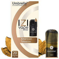 Cigareta elektronska, Izi Pod American Tobacc 10mg
