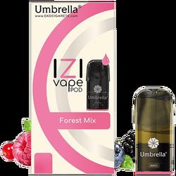 Cigareta elektronska, Izi PodForest Mix, 0 mg