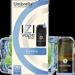 Cigareta elektronska,Izi Pod Icy Mint 0mg