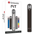 Umbrella - Fit Pod Black