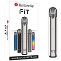 Umbrella - Fit Pod Silver