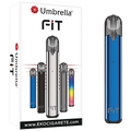 Umbrella - Fit Pod Blue