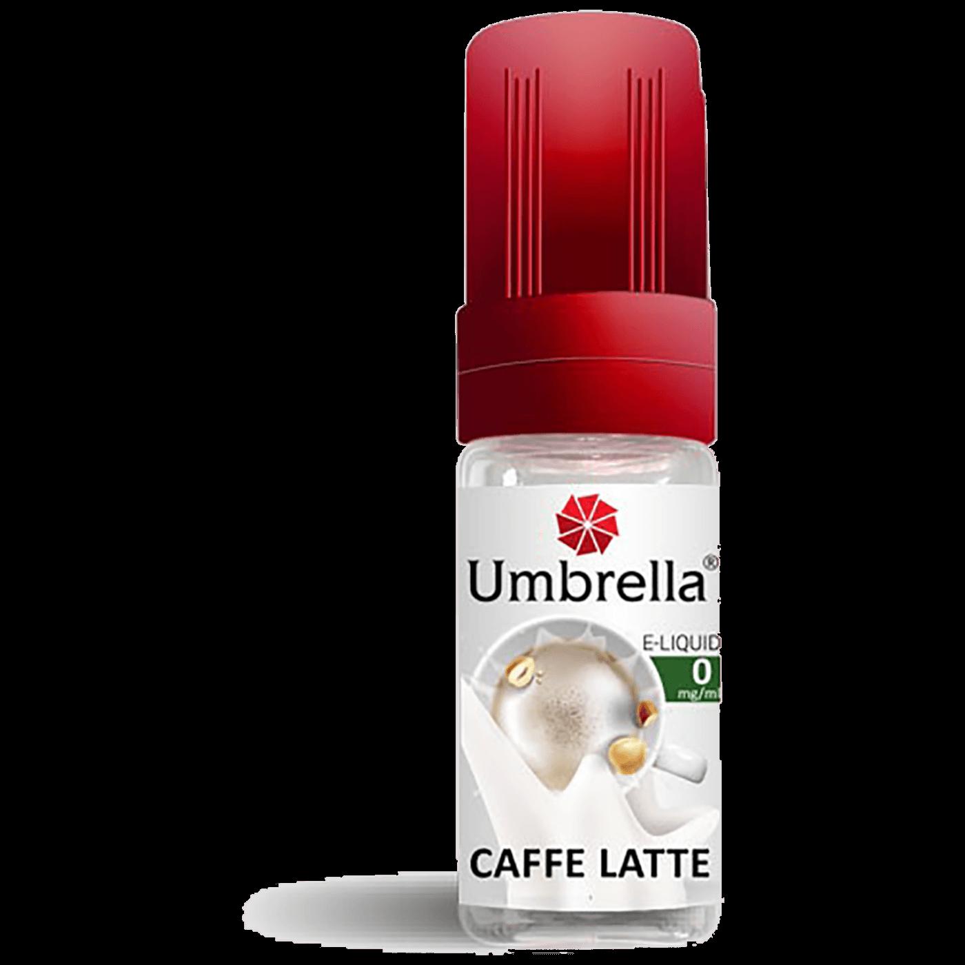 Tekućina za e-cigarete, Caffe Latte, 10 ml,  0 mg