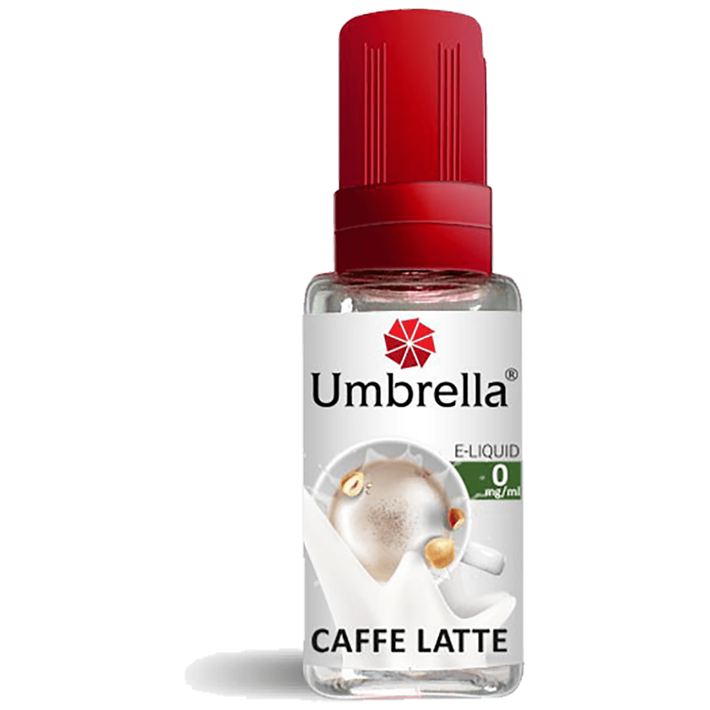 Tekućina za e-cigarete, Caffe Latte, 30 ml,  4.5 mg