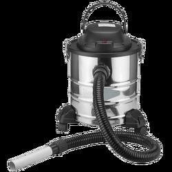 Usisavač za pepeo, 800W, kapacitet 20l, INOX