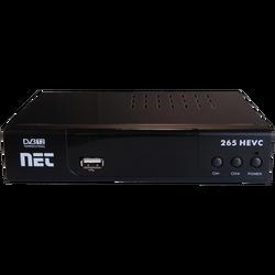 Prijemnik zemaljski DVB-T2 H.265 HEVC , display, SCART HDMI