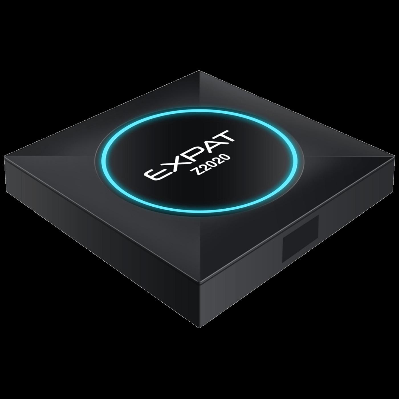 Prijemnik IPTV@Android, UltraHD 4K, 2 /16 GB, WiFi