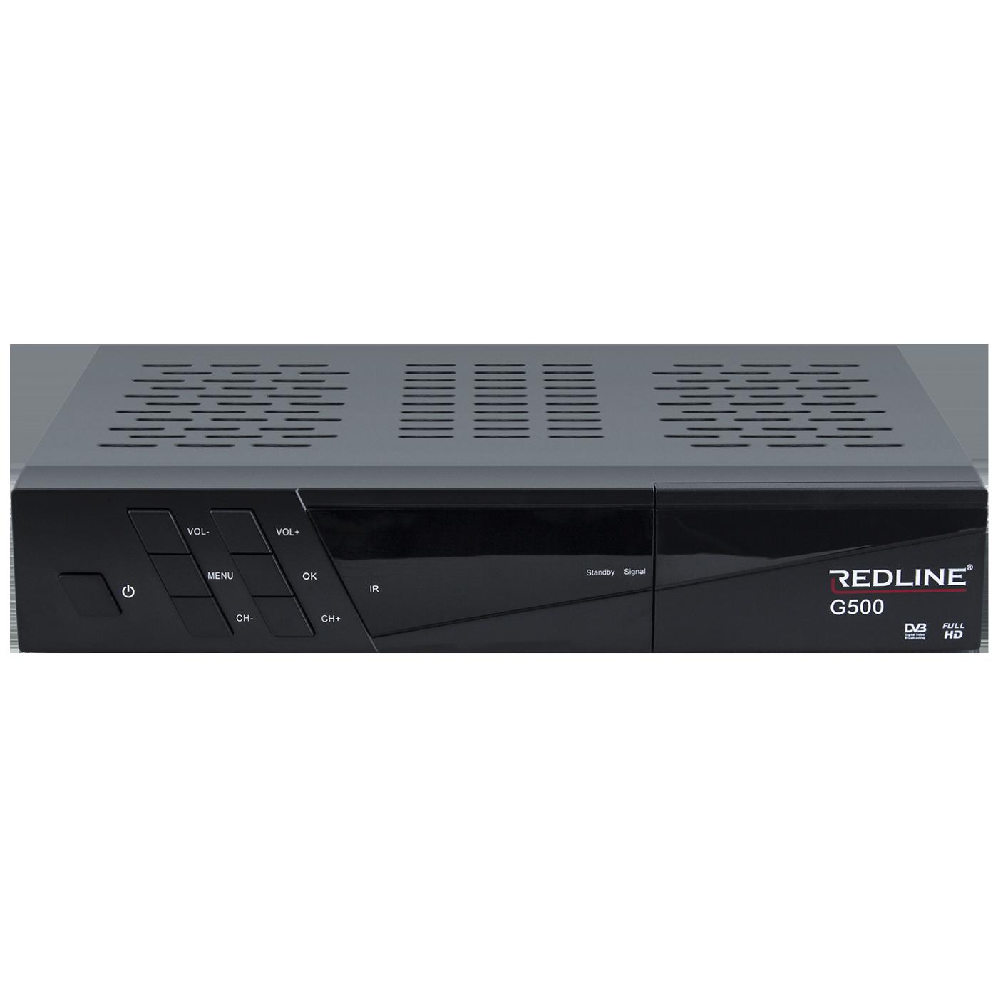 Prijemnik satelitski DVB-S2 + IPTV Box, FullHD