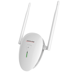 Wireless-N Extender-Access Point, 300Mbps, 2,4GHz