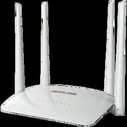 Wireless N Router, 2 porta, 300 Mbps, 4 x 5 dBi antena