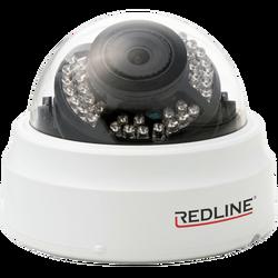 Dome kamera, 2.0 Mpixel, HD lens 2.8 - 12 mm