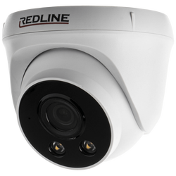Dome kamera, 5in1, 2/5 inch CMOS,  5 Mpixel, Starlight